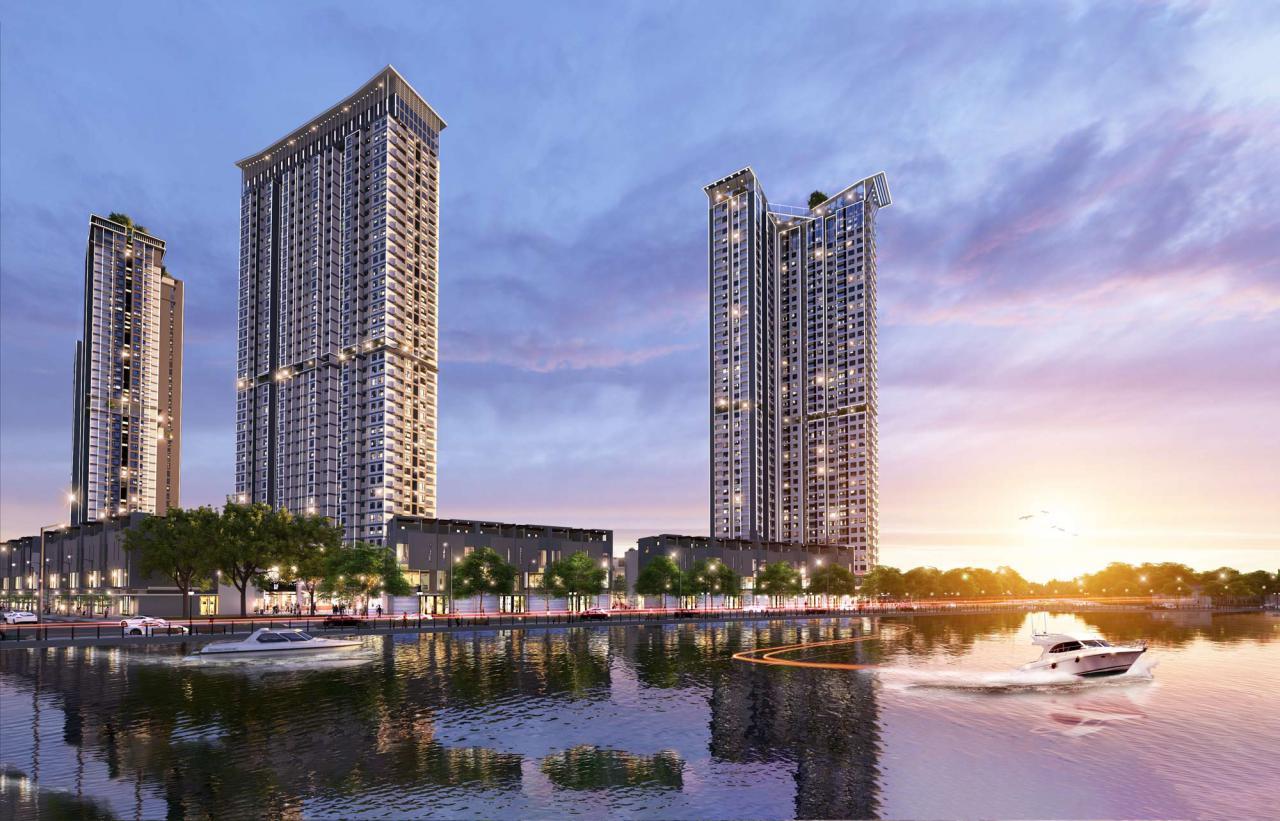 Tòa tháo 5 sao S-Premium Ecopark ở đâu?