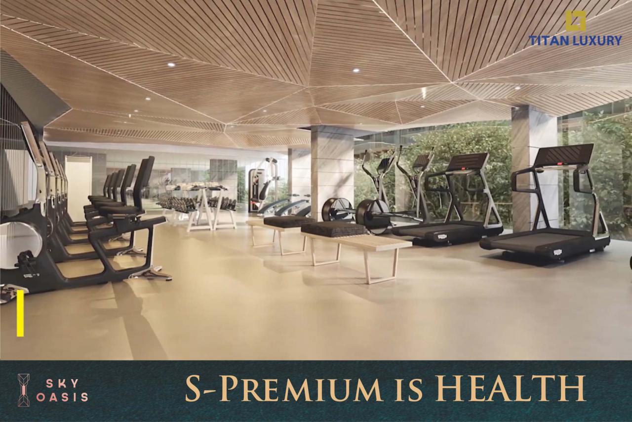hê thống tiện ích S-Premium Ecopark