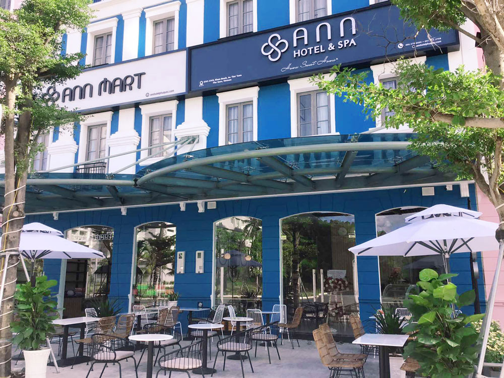 Ann Hotel là một trong những Mini Hotel hiếm hoi tại Nam đảo hiện nay