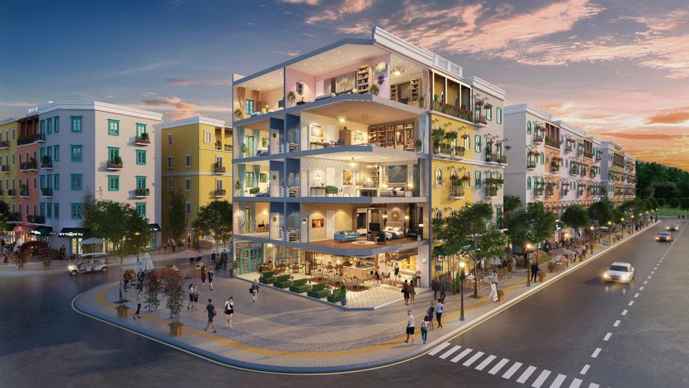 Nhà phố Sun Grand CIty New An Thoi hội tụ mọi yếu tố tiềm năng cho mô hình kinh doanh Mini Hotel