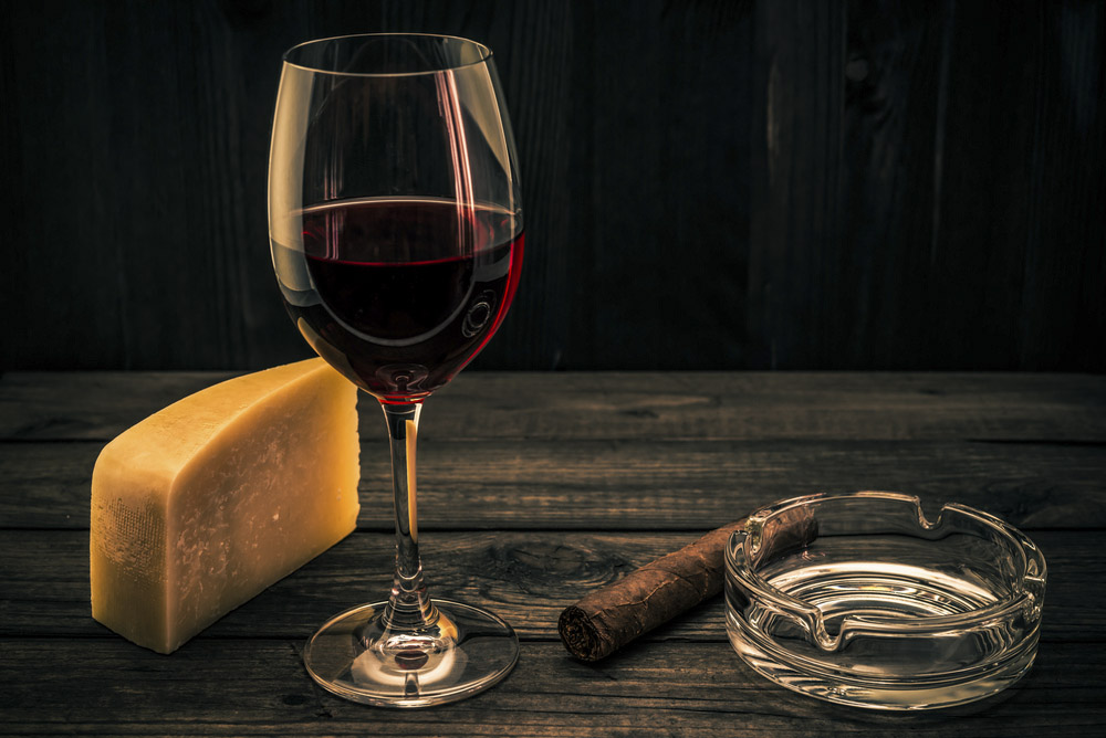 phong cigar & wine tai clubhouse biet thu dao ecopark (4)