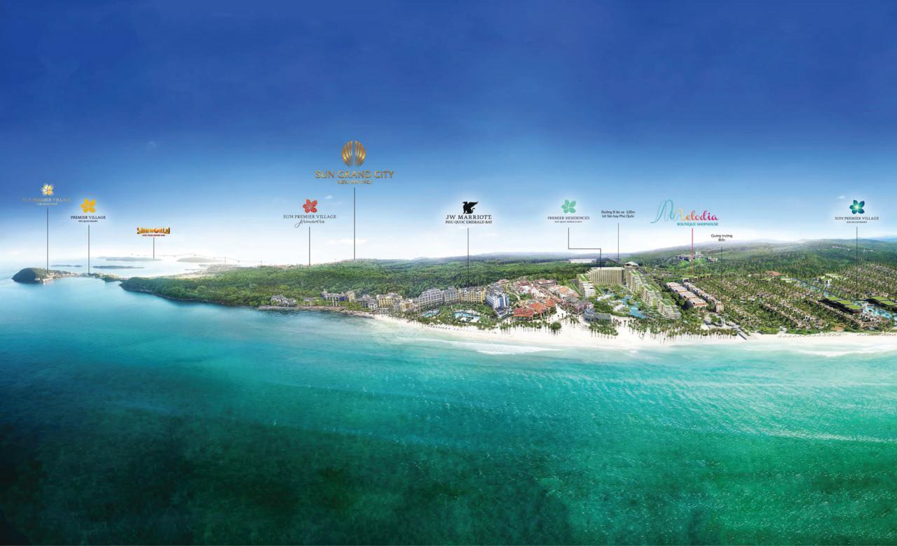 Sự phát triển mạnh mẽ của các khu nghỉ dưỡng vẫn chưa đáp ứng được nhu cầu lưu trú của du khách tại Phú Quốc