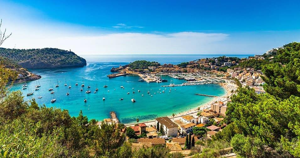 Vẻ đẹp phóng khoáng của hòn đảo Mallorca - Tây Ban Nha