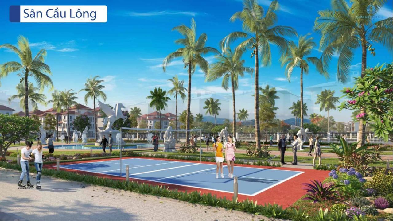 Hệ thống tiện ích dành cho chủ nhân xứng tầm tại biệt thự đơn lập Mallorca Sun Grand City Feria