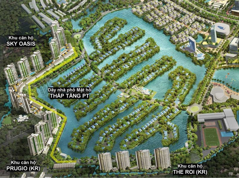 biệt thự Ecopark Vinh