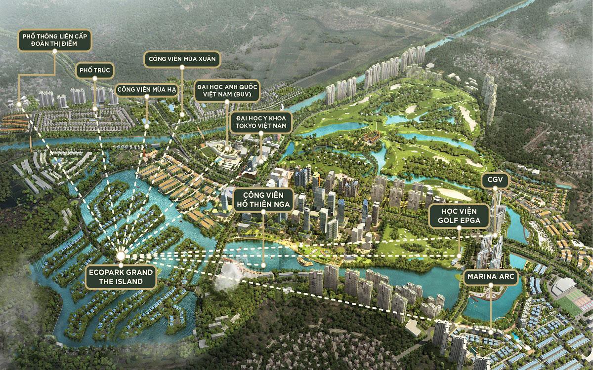 chung cư Ecopark Vinh