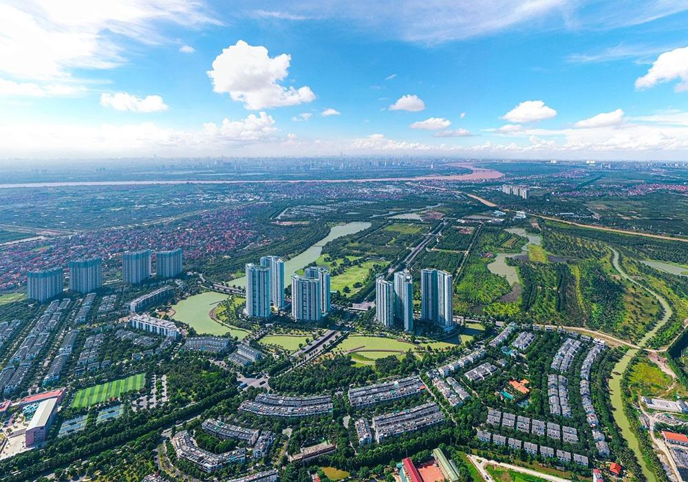 nhà phố Ecopark Vinh