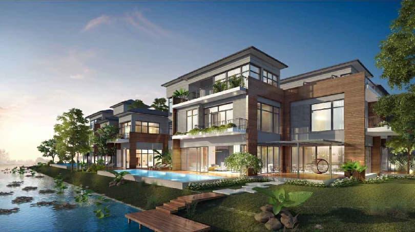 Thiết kế biệt thự đảo Ecopar Vinh Nghệ An